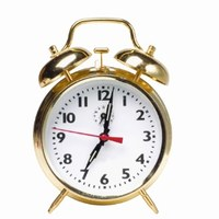 Mudança no horário das reuniões